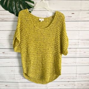 Anthropologie Project knit sweater pullover size M